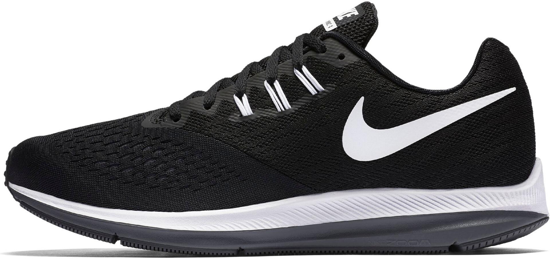 Zoom Zwart Air Nike Heren Winflo Op Hardloopschoenen 4 I Online a5Yqg